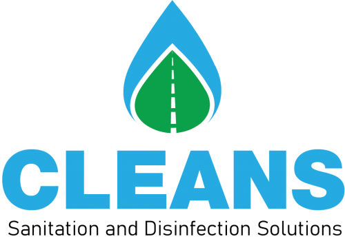 CLEANS Sanitation and Disinfection Solutions Logo