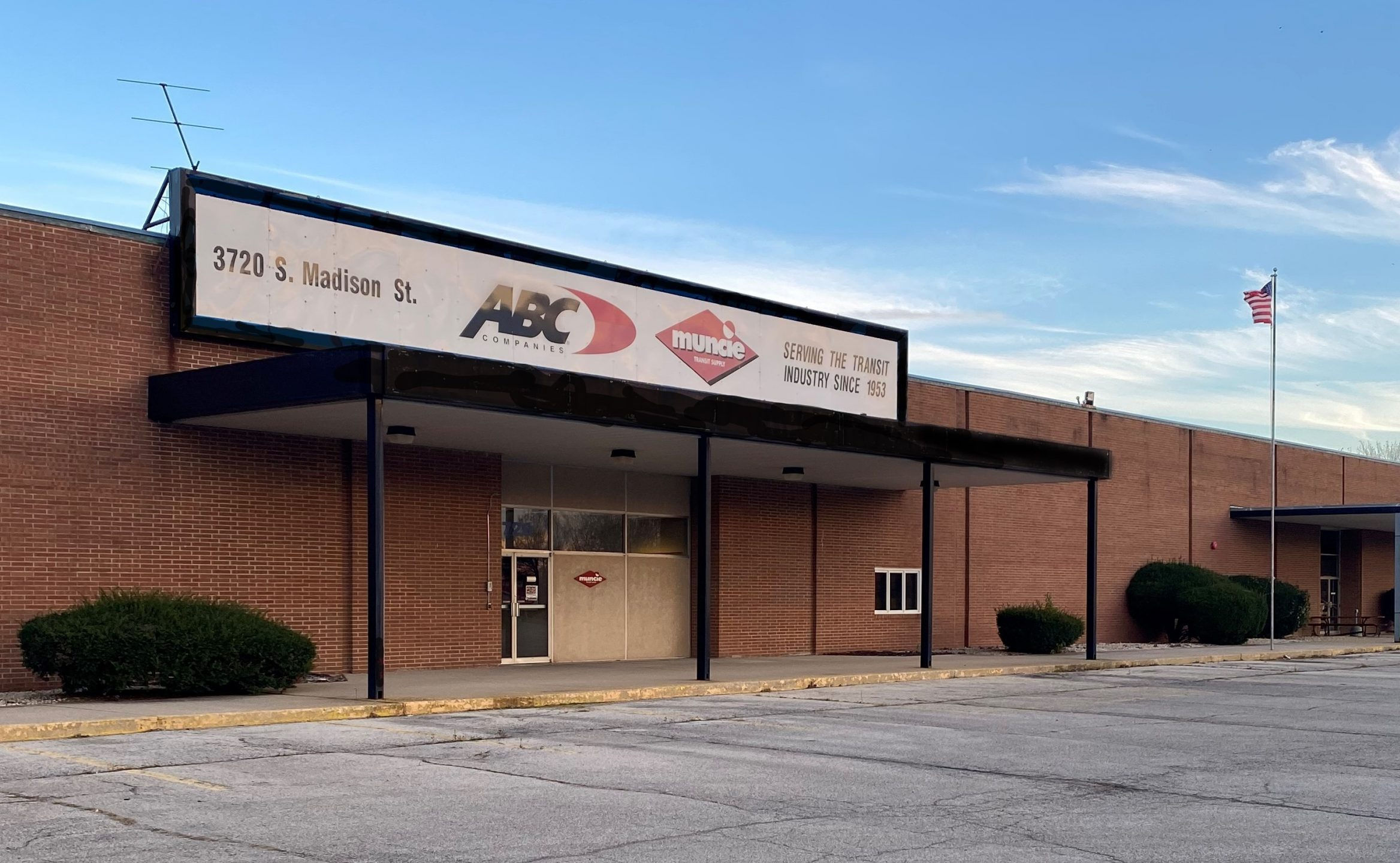 Indiana Location Entrance